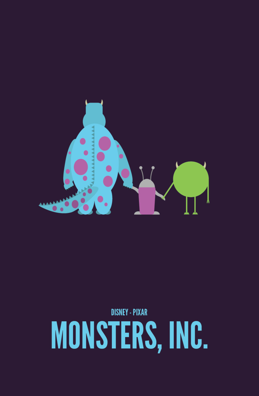 realmoviemaker:    Monsters, Inc.