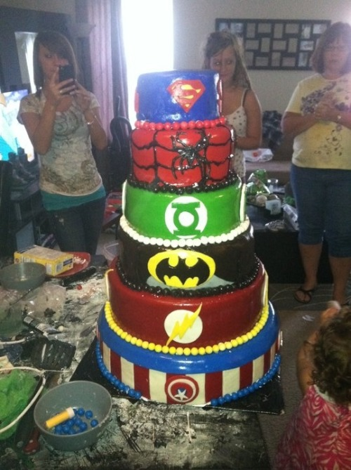 buzzfeed:  [Super Cake]   Love!!