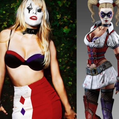 Who would be in favour of Kristen Bell as Harley Quinn in a Batman movie…?