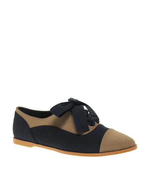Next sensible shoe purchase. ASOS Madison Pretty Tie Brogues.