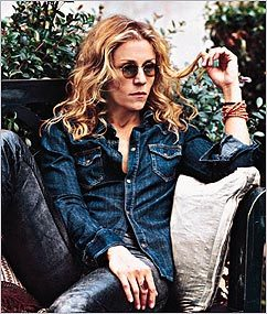 Watched a movie called Laurel Canyon. Frances McDormand is amazing…