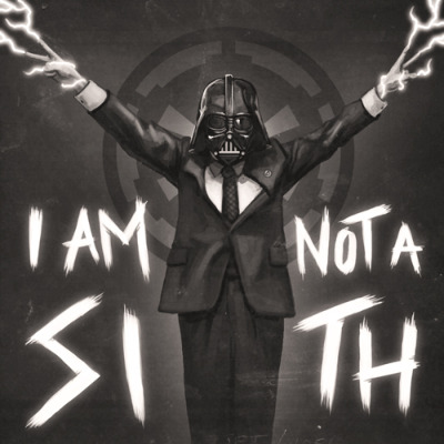 laughingsquid:  I Am Not A Sith