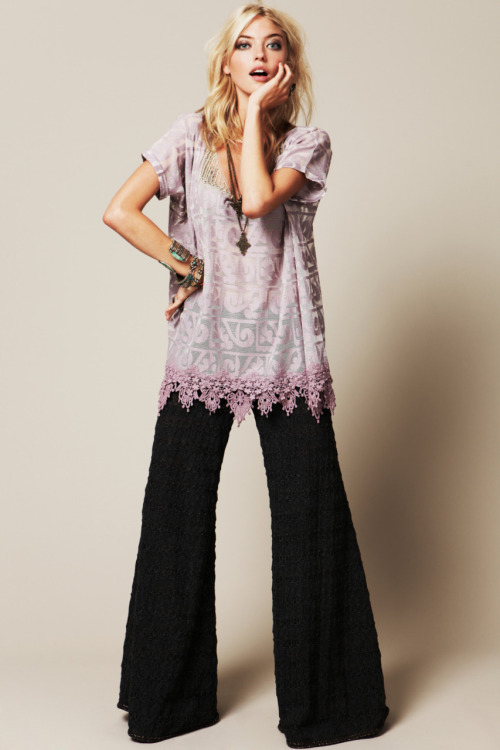 freepeople:  August Lookbook