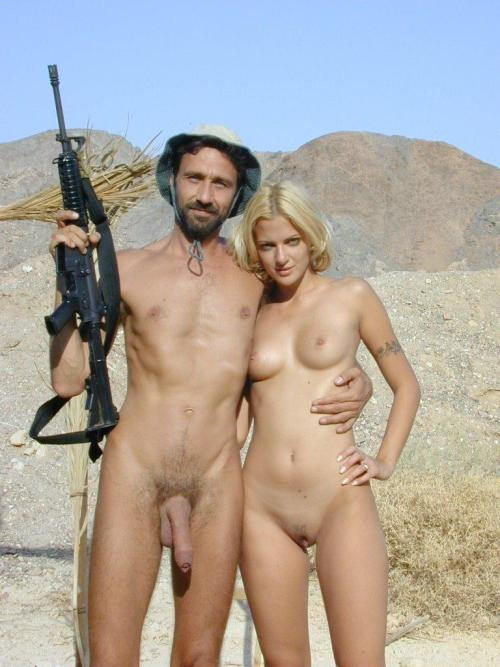Dad and daughter erection nudist