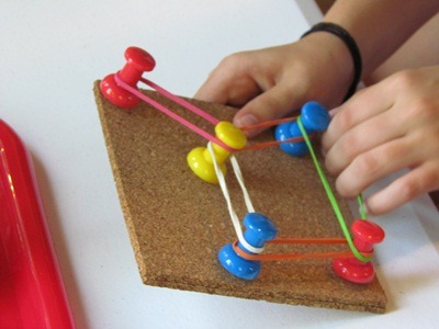teachpreschool:  Exploring the possible ways items can be used in the preschool classroom