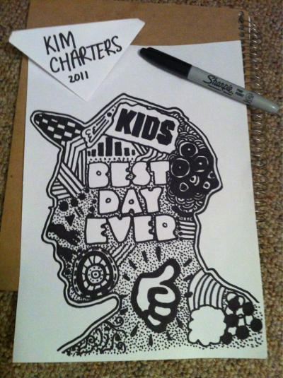 Mac Miller drawing of mine I just drew! Sharpie.