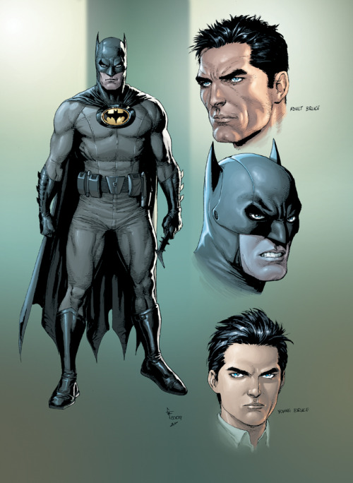 comicbookculture:  Batman: Earth One by Gary Frank