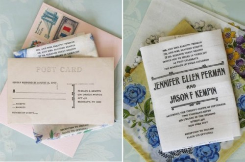We can not afford nice invites…But I really like these :)
