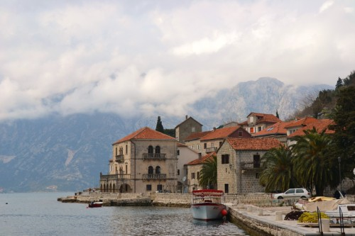 trezza:  Perast, Montenegro March 2011
