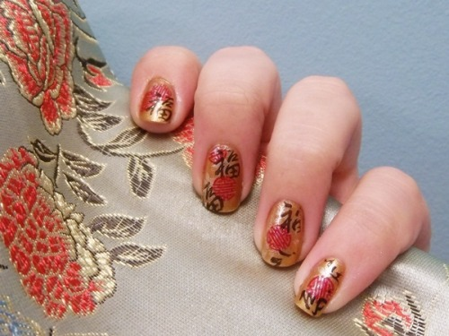 bling dynasty nails