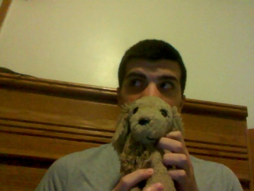 Shut up, Heather. I have a ratty old stuffed dog named Dog. Your argument is invalid.