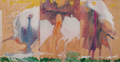 Helen Frankenthaler - Book of Clouds