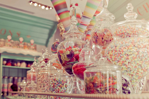 beluxurious:  ▕ Candy Shop.▕