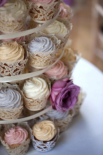 cupcakejunkie:  (by The Ribbon Cake Company (Gale))
