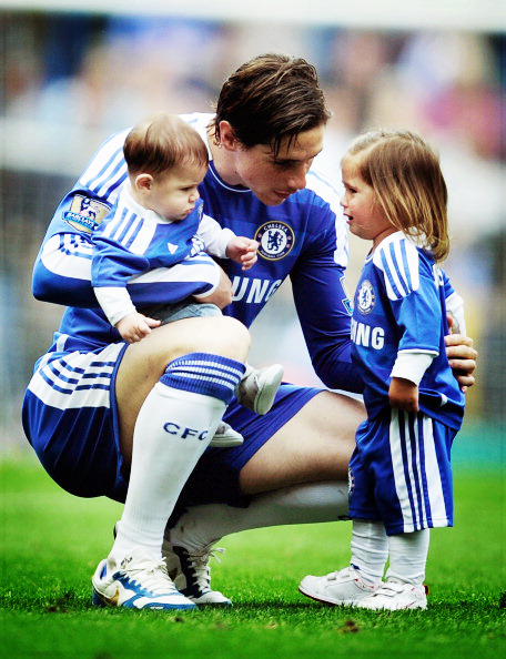 cutest thing ever Torres.