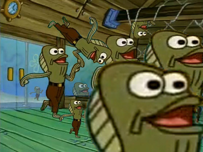 sunspray:  rev up those fryers