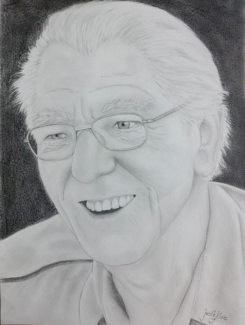 Drawing of my grandfather
