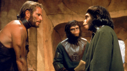 "30 Best '60s Movies 27. Planet Of The Apes (1968)Why It's The Best: Classic sci-fi that's more highly evolved than any of the sequels, TV shows or 'reimaginings' that were spun off of it (at least until worthy prequel/reboot Rise Of The Planet Of The Apes came along).Planet… comes loaded with political subtext and social commentary, but it also works on its own terms as an exemplary genre piece, aided by superb monkey make-up and that twist.Defining Moment: ""You maniacs! You blew it up! Ah, damn you! God damn you all to hell!"""
