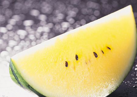 Yellow Water Melon.