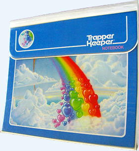 Trapper Keepers  Remembered by Kathleen S.