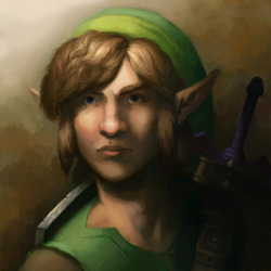 The Youth Hero: Link