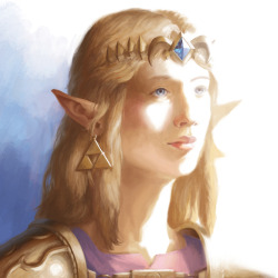 The Royal Oracle: Zelda