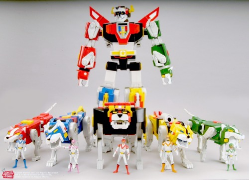 Voltron - Club Lion Force