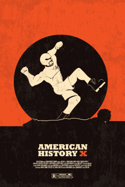 American History X by Dann MatthewsPosters available at Society 6.