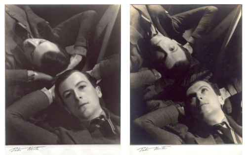 chagalov:  Cecil Beaton, 1920s -by Peter North   [+] from npg1 and npg2