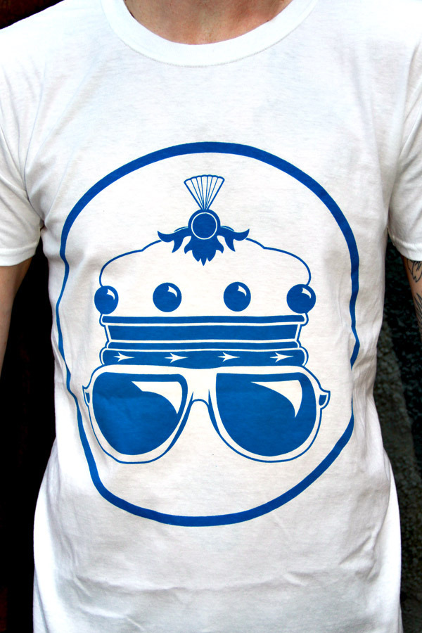 Baron Crown White T-shirt
