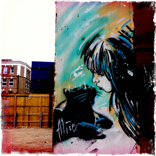 by Alice Pasquini