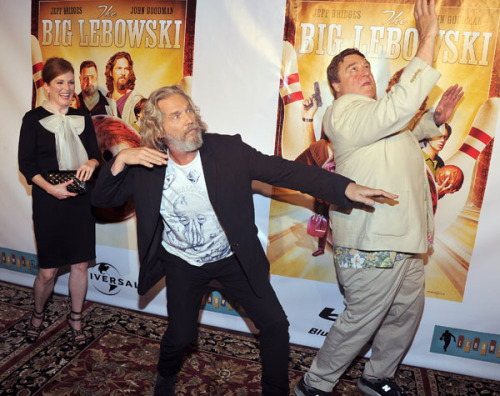 5 Photos From The Big Lebowski Cast Reunion | BWE.tv