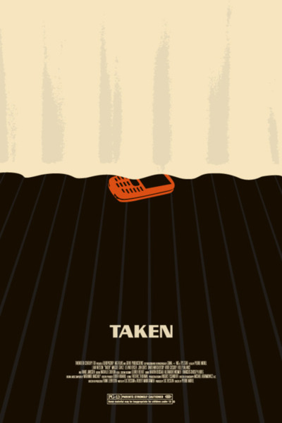 danndesigns:  minimalmovieposters:  Taken by Dann MatthewsPoster available at Society6.   My wife and I are watching this right now, what an ideal time to see mmp blogged my poster :)