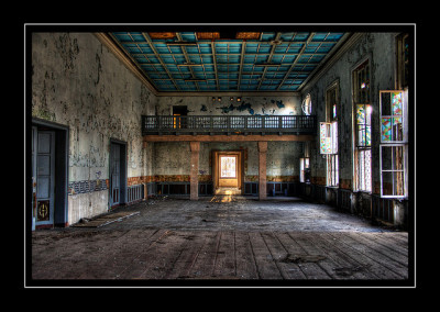_abandoned Theater by anvosa on Flickr.