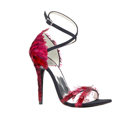 Shoegasm news: Celebrities team up with style guru Stuart Weitzman to create limited edition shoe line in aid of cancer research. The collection will be named Young Hollywood Cares Collection and will feature designs of Scarlett Johansson, Hayden Panettiere, Olivia Palermo, Michelle Trachtenberg. All the proceeds from the collection will be used to fund studies of ovarian cancer at the Folkman Institute in Boston, Massachusetts. The collection will be available in in September both online and in selected Stuart Weitzman boutiques in NYC, Chicago and Beverly Hills will be priced from $425. Red patent platform by Scarlett Johansson  Black suede ankle boot by Hayden Panettiere  Calf skin pumps with stud detailing by MIchelle Trachtenberg   Satin sandals by Olivia Palermo