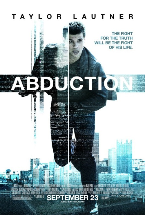 OMG, it just keeps on comin' We Have a New 'Abduction' Poster (Moviefone Exclusive)
