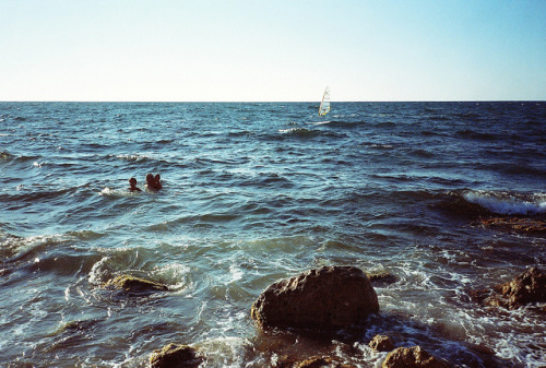 corfujoe:  Black Sea, Sevastopol, Crimea by Christopher_JM on Flickr.