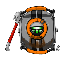 insanelygaming:  The Gordon Freeman Core - by PikaShep