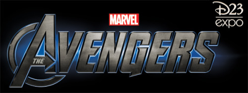 Marvel and The Avengers Assemble at D23 2011 this weekend!  All of The avengers will be assembling there and Im guessing there is going to be some form of footage/general awesomeness going on so keep your eyes on fuckyeahmarvelfilms for all the latest scoop :)