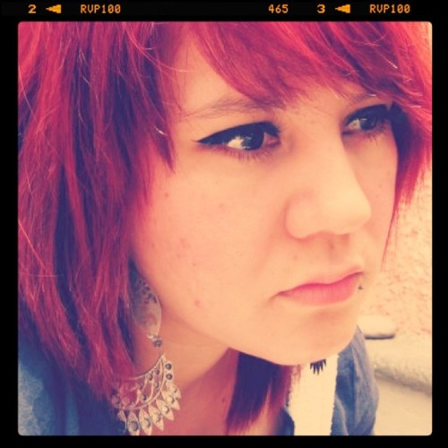 Just me~ (Taken with instagram)