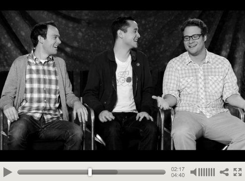 hitrecordjoe:  Writer, Musicians, Illustrators, Editors — I'M TALKIN' TO YOU! RE: Tragedy / Comedy Six years ago, Will got cancer in his back.  Obviously, that sucked.  But he and his best friend, Seth, coped with the tragic situation by finding the humor in it.  After he got better, Will decided to write a comedy inspired by what happened, called 50/50.  Seth produced the movie and I played the character inspired by Will. I know that even in the darkest times of my life, there have been those unexpected moments, circumstances and stories that just make me laugh my ass off.  I want to start a collaboration for those kinds of stories. Contribute your tragic/comic story here.  Tell us about something terribly unfortunate in your life, but do it with a sense of humor.  You could write your story in text, you could RECord yourself telling the story into your camera or microphone, draw a picture, write a song, whatever's comfortable. Then I'll direct our creative collective of RECorders to adapt some of those stories into short films.  You know how we do it.  Maybe they'll end up animations.  Maybe they'll become scripts for actors to perform.  Maybe they'll become musical numbers.  We'll see. Laughing and crying come from the same place. You know where. thanks again… <3 J Contribute to the 'Tragedy / Comedy' collaboration here!