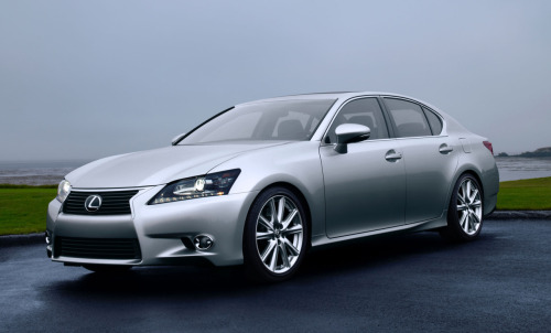 The beginning of the reinvention: the all-new 2013 Lexus GS 350