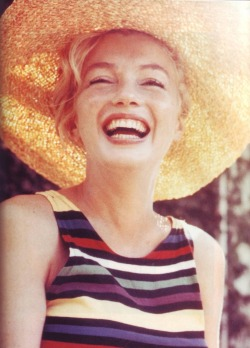 Marilyn Monroe by Eve Arnold, 1955