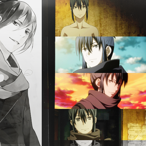 heaveninstereo:  20 ATTRACTIVE 2D GUYS (in no particular order)  (★) Nezumi » No. 6