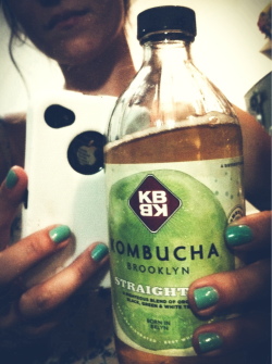 """…like putting on noise canceling headphones for your soul.""  - Kombucha Brooklyn"