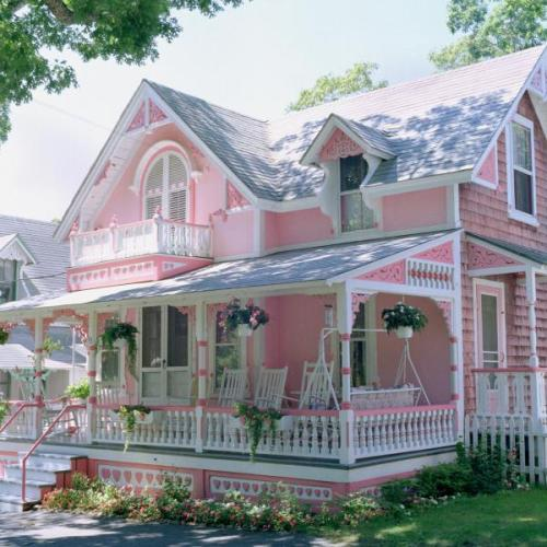 Dream house, plz.