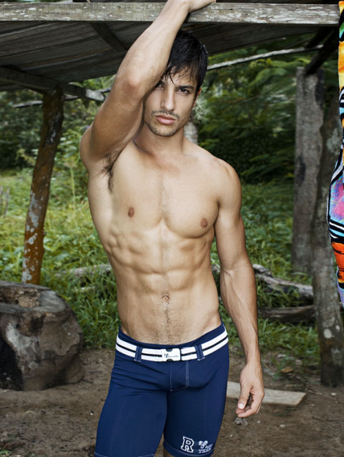 lhommedujour:  MURILO   REZENDE MODEL  Born: ?  Brazil   - more images on FACEBOOK- YOUTUBE video playlist L'HOMME DU JOUR on social media:FACEBOOK TWITTER YOU TUBEFLICKRPICASABLOGGER