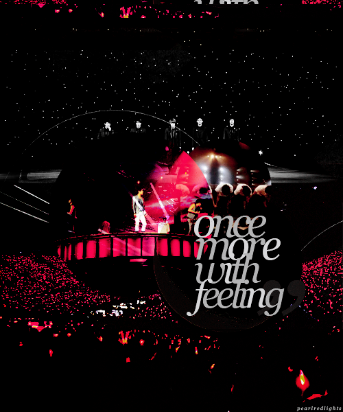 pearlredlights:   10 things i like about dbsk l 04. their lives  it's not just their vocal techniques, or how they sound exactly like a recording - immaculate. it's about them, telling a story to the fans on stage with a melody. it's about the emotion. and sometimes…i wish i could hear them sing like that again. once more, with feeling.   some lives i particularly love: 1 2 3 4 5 6 7