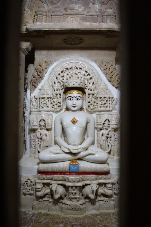 Jaisalmer, India - Jain Temple