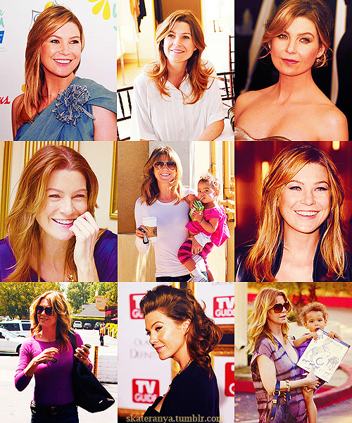 9 photos of Ellen Pompeo  asked by: walabridget